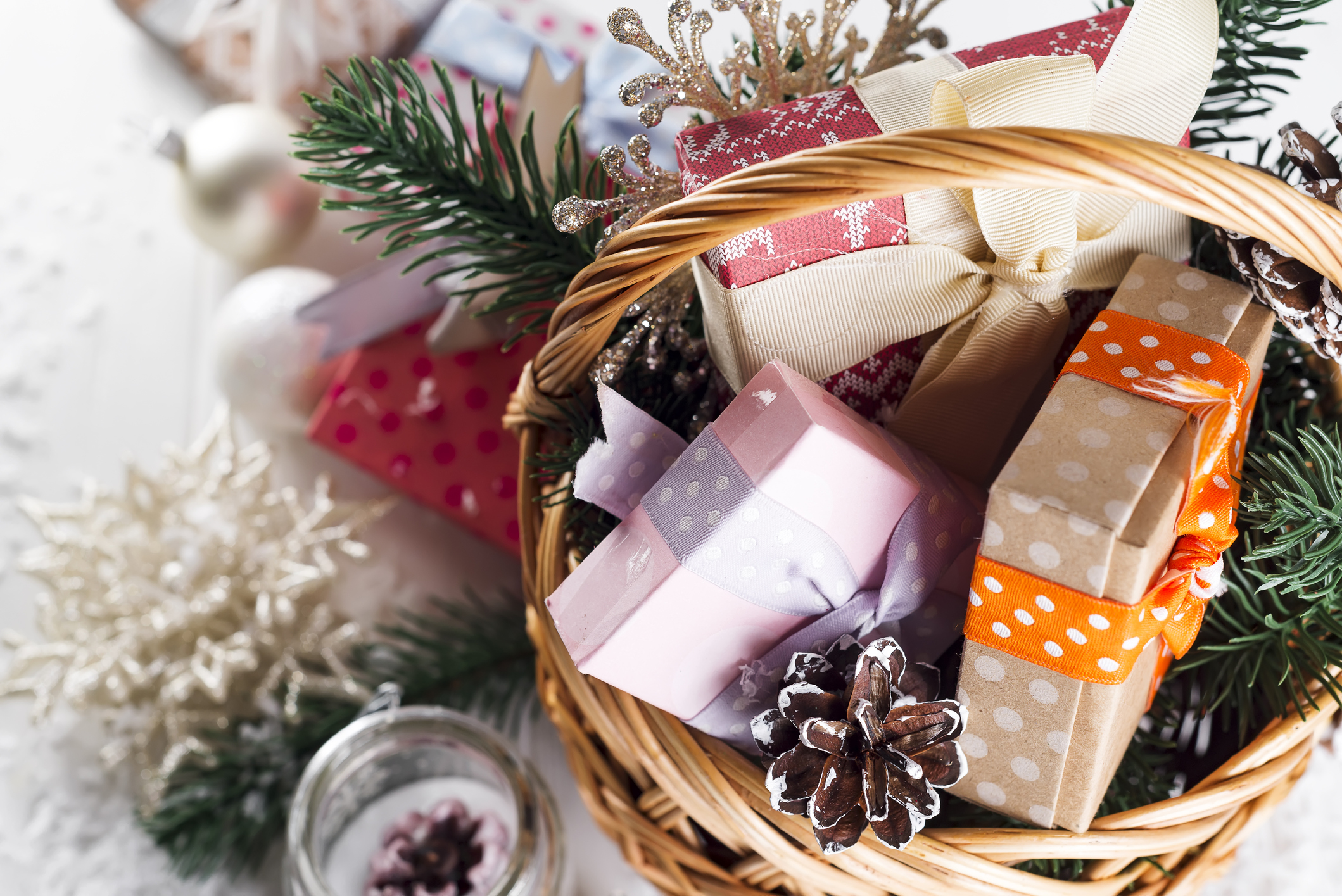 DIY Holiday Gift Baskets That Won't Break the Bank ...