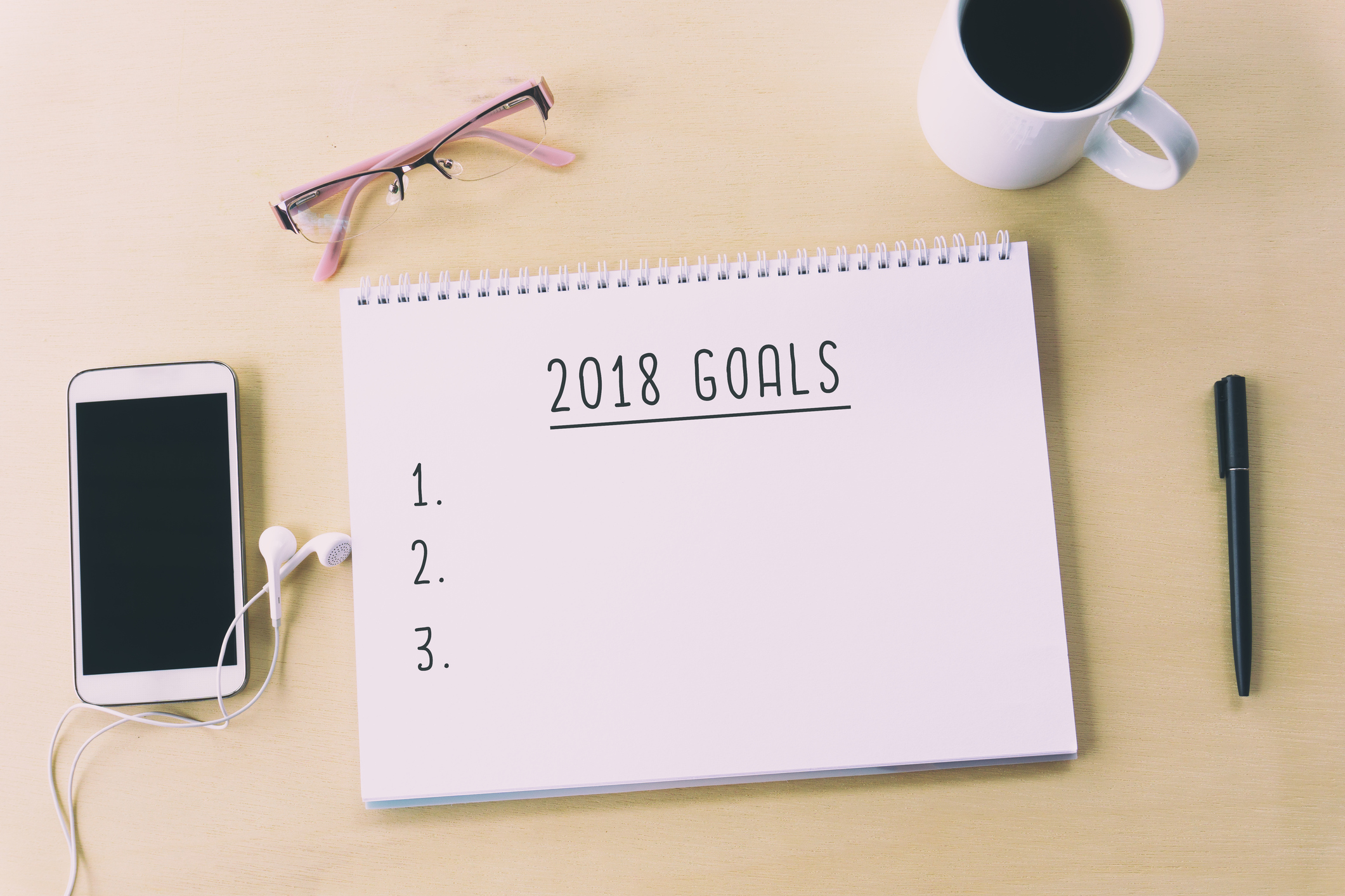 goals vs resolutions