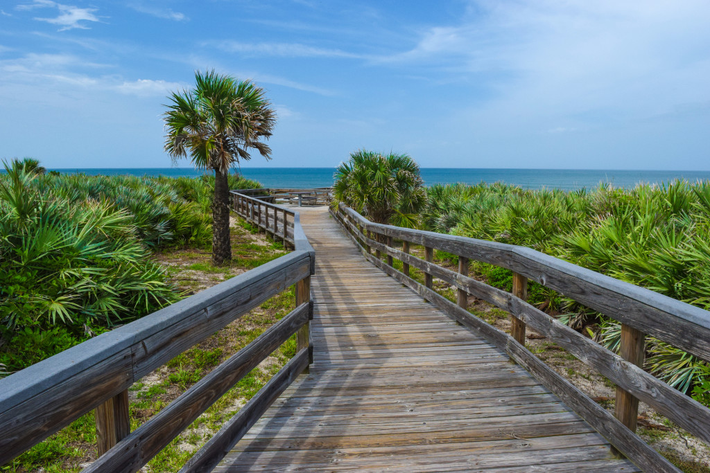 Parks and natural attractions in Dunedin, Florida